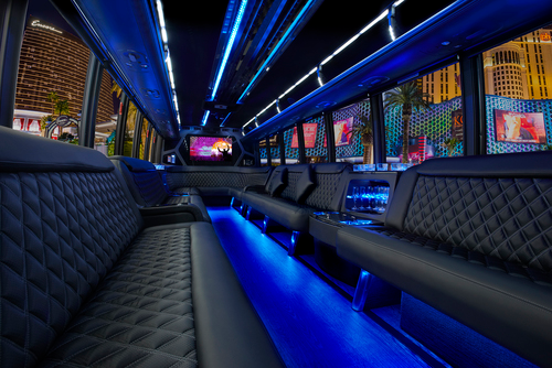 Is Drinking Inside a Party Bus Allowed?