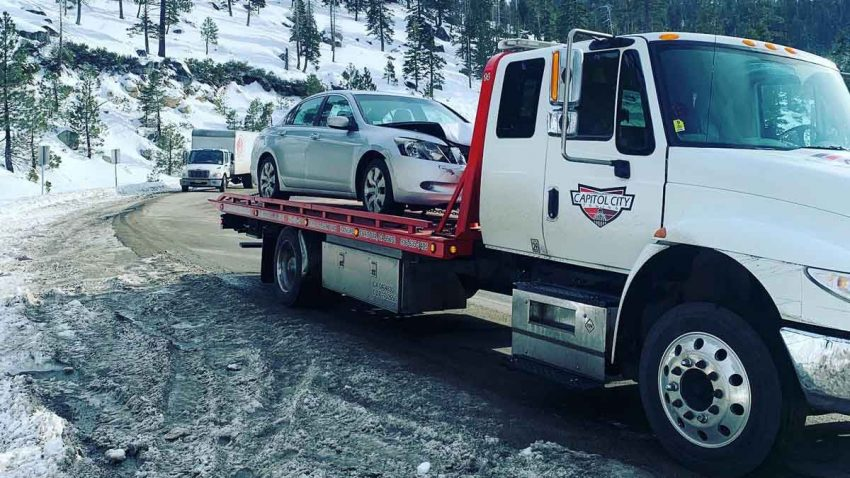 Do For Towing A Vehicle From Private Property